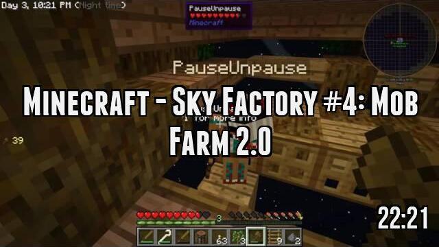 Sky Factory 2 5 - EthosLab Unofficial - EthoLP com